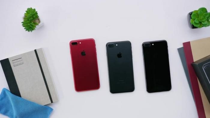 iPhone 7 Plus红色特别版开箱上手的照片 - 6