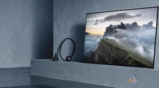 索尼4k hdr oled電視a1全球首發