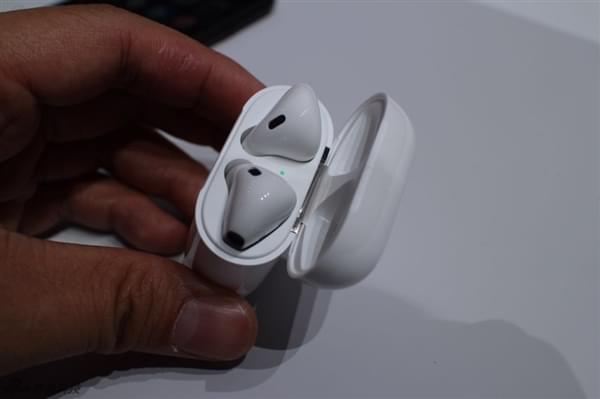 iPhone 7必买 1288元苹果无线耳机AirPods图赏的照片 - 2