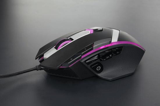旗舰CP 雷柏V800S机械键盘&V910游戏鼠标图赏
