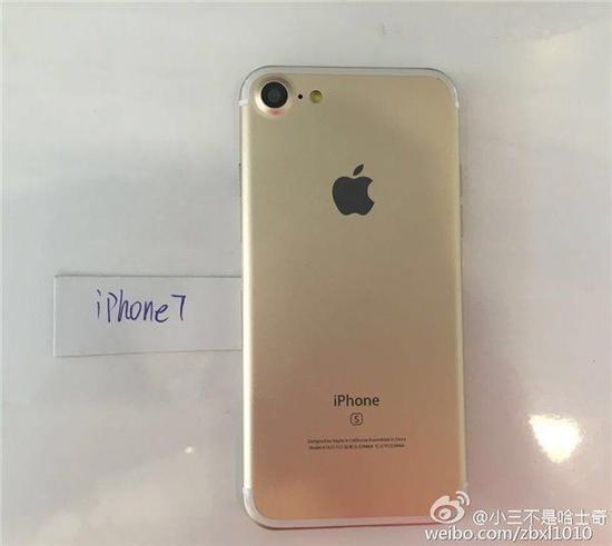 """网上又曝iPhone 7机模照片:有""""Plus""""也有""""Pro""""的照片 - 2"""