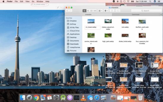 苹果Safari正在测试来自Google的WebP技术的照片 - 1