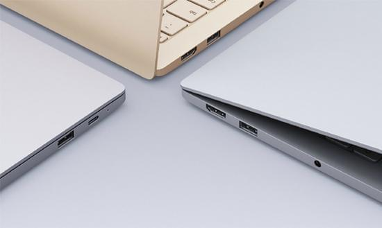 小米发布了两款笔记本 却火了苹果的贴纸的照片 - 2