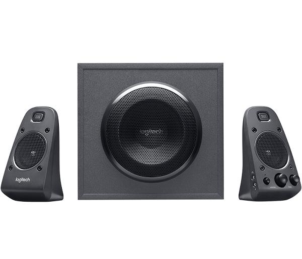 罗技发布Z625 Powerful THX Sound 2.1音箱:支持光纤输入的照片 - 2