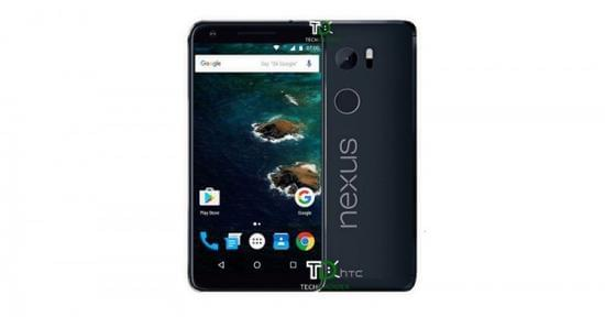 由HTC代工的Nexus将于10月4日亮相 规格参数曝光的照片 - 1
