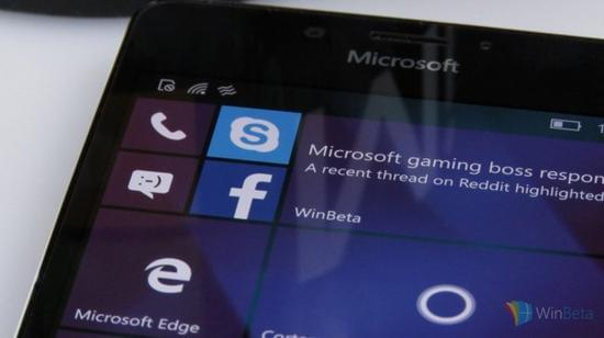 微软承认Windows 10 Mobile的Wi-Fi信号丢失问题的照片