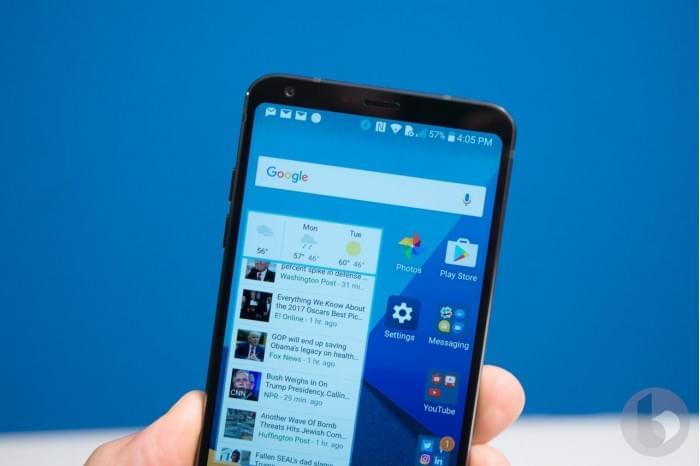 LG G6 mini首次曝光:5.4寸也叫迷你的照片 - 5