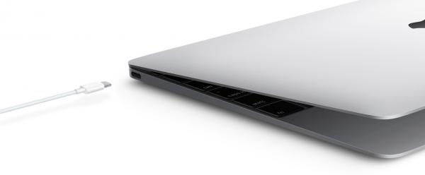 """苹果左右用户需求:新MacBook Pro的USB-C用了都说""""好""""的照片"""