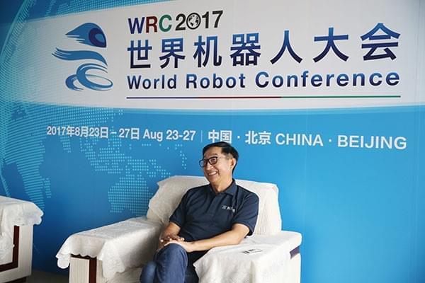 專訪科沃斯創始人錢董:機器人也有溫度,更像家人