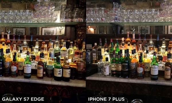 三星Galaxy S7 Edge和iPhone 7 Plus相机拍摄对比的照片 - 6