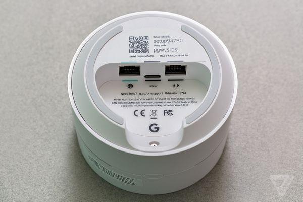 Google Wifi 正式发布:增强室内无线信号、单价129美元的照片 - 3
