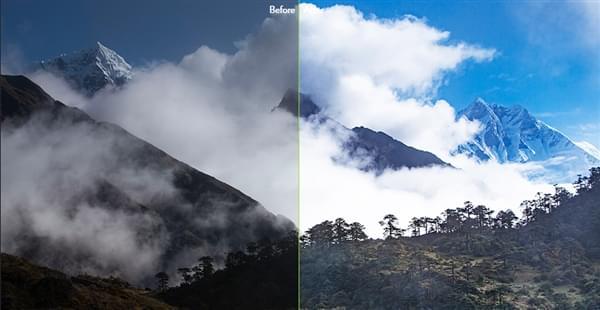 全球首款AI全自动照片处理APP开放下载的照片 - 1