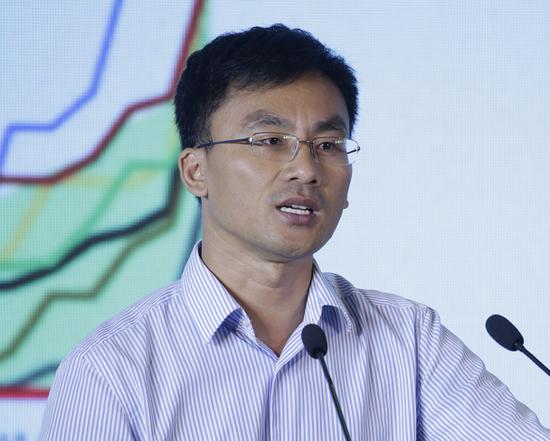 中粮贸易玉米中心总经理助理兼套期保值部总经理 柴小峰