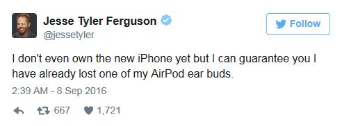 是耳机还是吹风机?看看网友们对AirPods的吐槽的照片 - 6