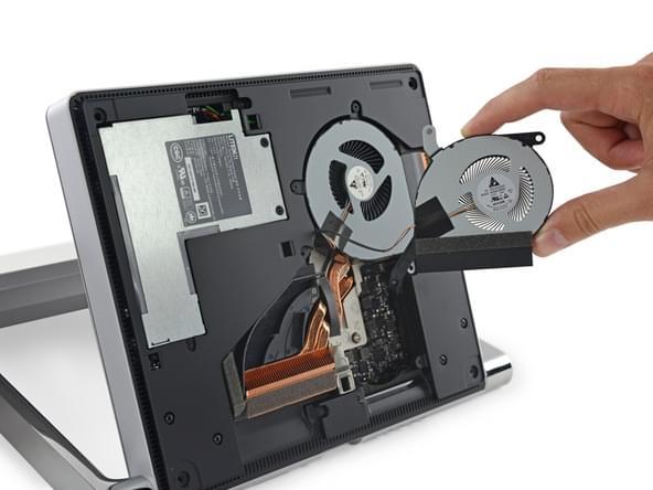 Surface Studio拆解:内部有ARM处理器 可轻松更换硬盘的照片 - 9