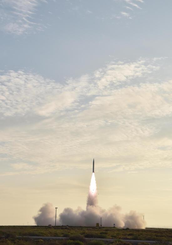 中国首款乘波体高超声速飞行器试验成功
