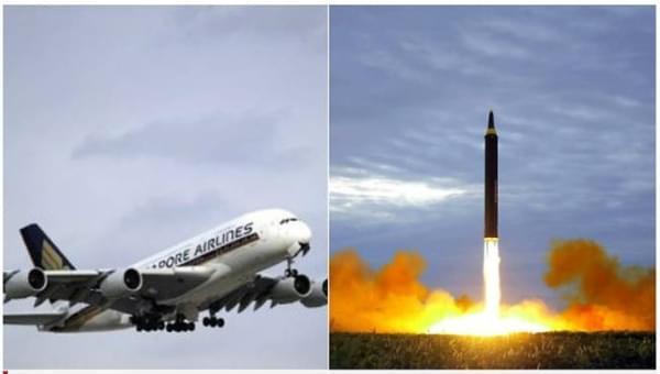 朝鲜不断发射导弹 航空公司都有啥反应?