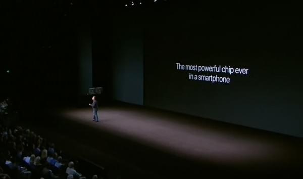 """A系为首 苹果顶尖的""""芯片帝国""""已初现雏形的照片 - 2"""