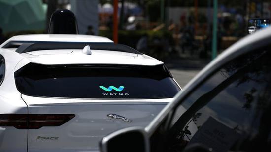 加州推新试点项目 允许无人驾驶汽车免费接送乘客