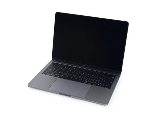 13英寸入门级新MacBook Pro拆解 很难修复的照片 - 1