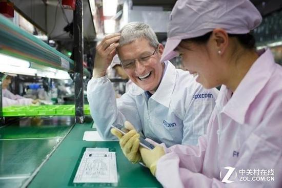 不只为了苹果 富士康70亿美元美国建厂