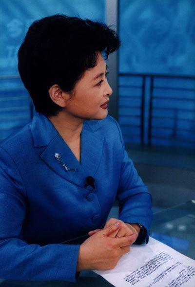 视主持人肖晓琳因直肠癌转移去世 终年55岁 风云人物 第8张