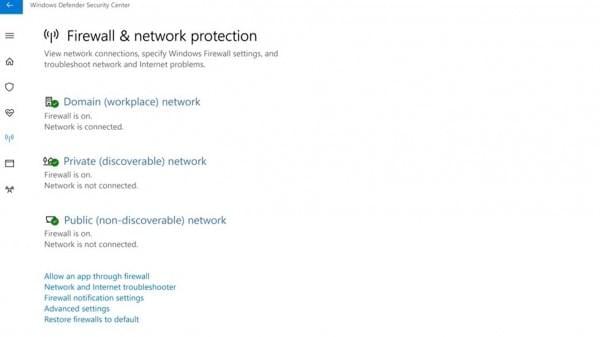 Windows Defender安全中心亮相:全方位保护你的电脑的照片 - 4