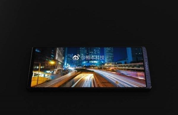 OPPO Find 9渲染图曝光:惊人的屏占比的照片 - 2