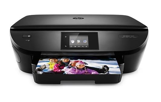 惠普更新打印机固件拒绝非原装墨盒的照片