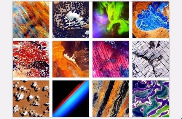 宇航员镜头里的世界:超美宇宙空间站的照片 - 10