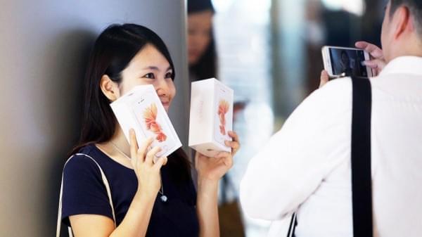iPhone带给了苹果很多 但可能带走的会更多的照片 - 1
