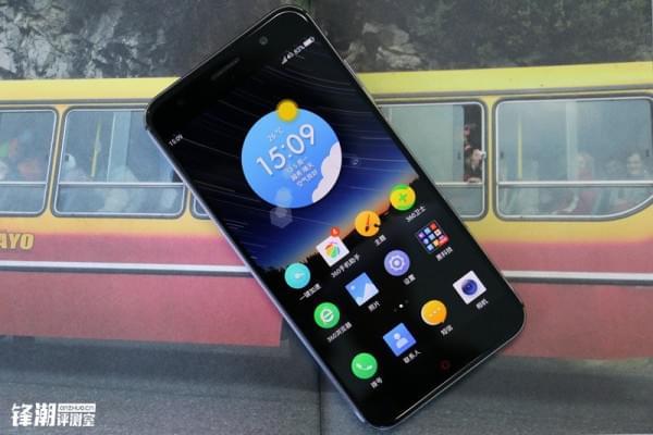 安全与长续航的保证:360手机 N4S上手评测的照片 - 4