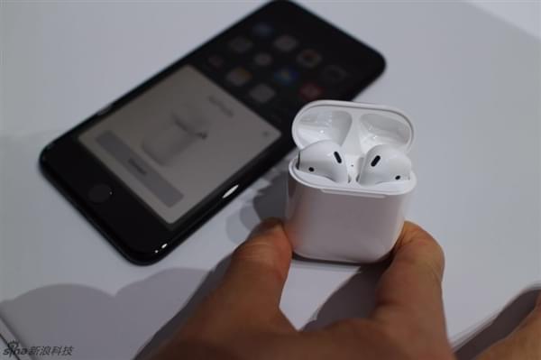 iPhone 7必买 1288元苹果无线耳机AirPods图赏的照片 - 9