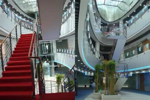 实拍深圳腾讯大厦:传说中马化腾所在的39层的照片 - 5