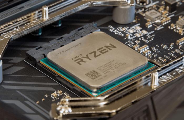 AMD Zen 2新架构2018年初发布 再提升15%性能的照片 - 1