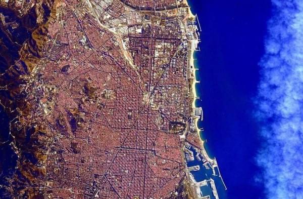 宇航员镜头里的世界:超美宇宙空间站的照片 - 9
