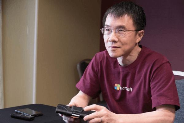 百度人事调整风云变换 微软华人第一高管能否力挽狂澜的照片