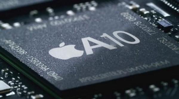 疑似iPhone 7 Plus A10处理器跑分曝光的照片 - 1