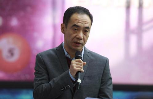 中国台球协会副秘书长刘春胜