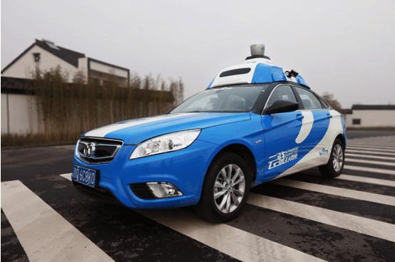 百度无人车在乌镇开展 国内首次开放城市道路运营的照片 - 3