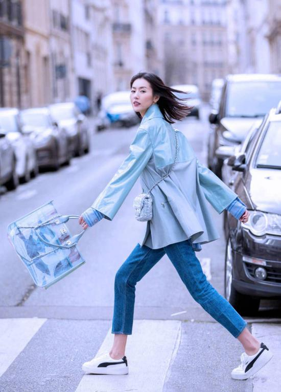 """除了大表姐这款PVC包,你还能Get这些可爱的""""小透明"""""""
