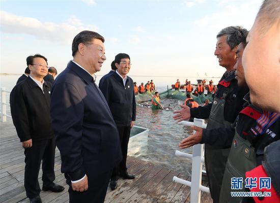 (時政)(3)習近平在東北三省考察并主持召開深入推進東北振興座談會
