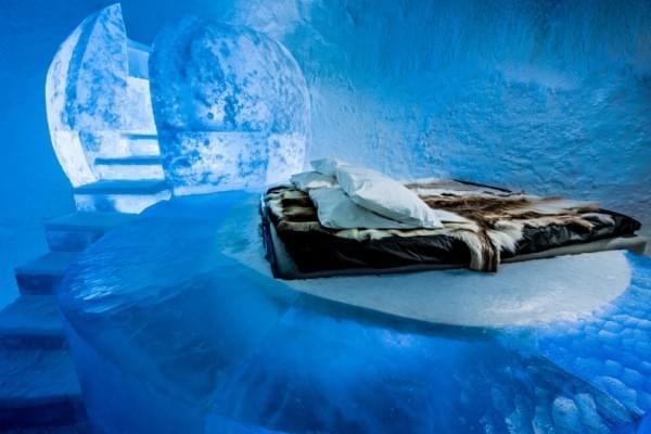 全年开放的瑞典冰酒店Icehotel 365即将开业的照片 - 12
