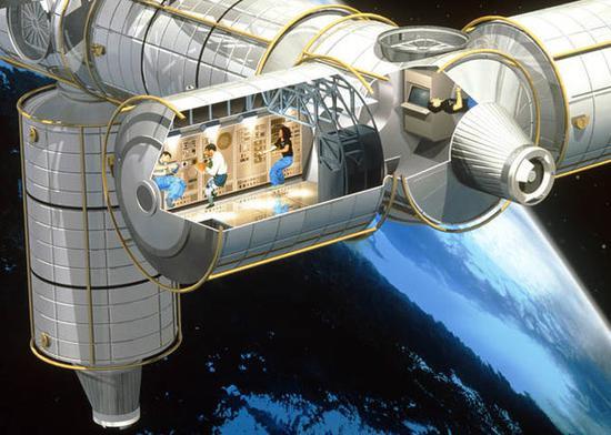 NASA女宇航员揭秘空间站如厕系统 称丝毫不令人想念