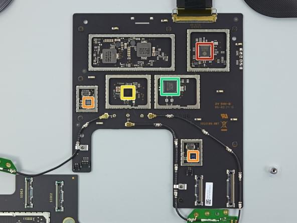 Surface Studio拆解:内部有ARM处理器 可轻松更换硬盘的照片 - 47