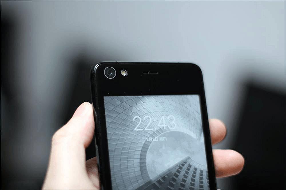 一机双屏 任我读行:海信双屏手机A2评测的照片 - 25