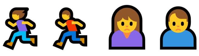 Win10创作者更新加入770个全新emoji图包:刮起一阵彩色风的照片 - 2