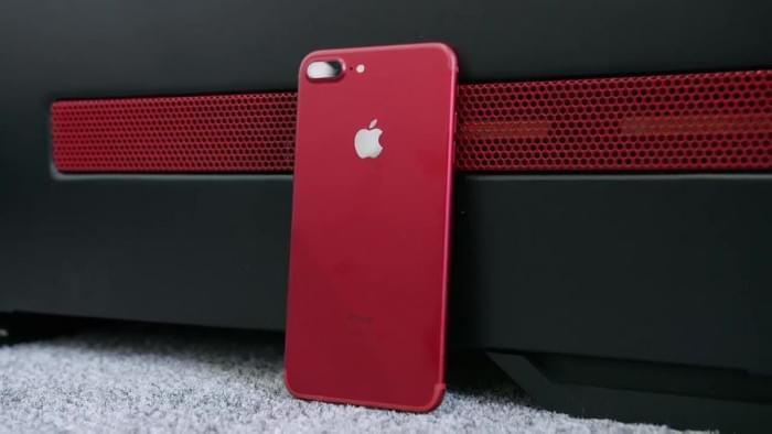 iPhone 7 Plus红色特别版开箱上手的照片 - 1