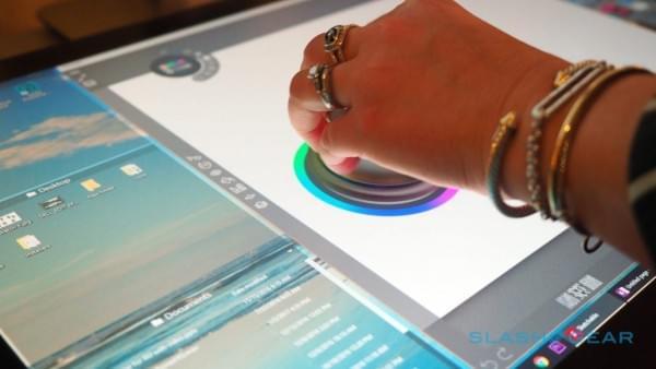 宣战Surface Studio:戴尔推Canvas 售价1799美元的照片 - 12