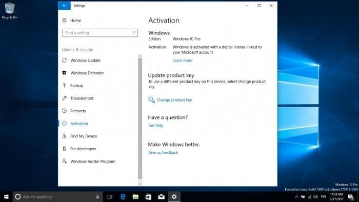 Win10 Build 15061发布:修复播放MP4文件图像扭曲问题的照片 - 4
